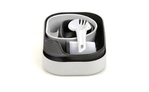 Wildo Camp-A-Box Complete набор туристической посуды white