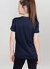 Nordski Jr Run футболка для бега детская dress blue - 3