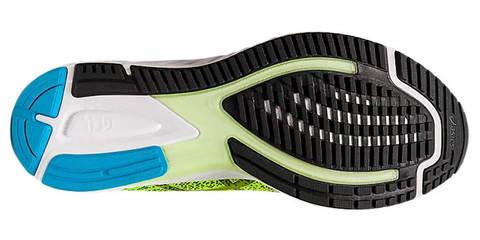 Asics Gel Ds Trainer 26 кроссовки для бега мужские зеленые