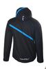 Nordski Premium мужская утепленная лыжная куртка black/blue - 4