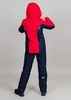 Nordski Base теплая куртка женская red - 3