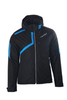 Nordski Premium мужская утепленная лыжная куртка black/blue - 3