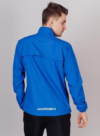 Nordski Motion Premium костюм для бега мужской black-dark blue