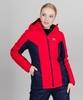 Nordski Base теплая куртка женская red - 1