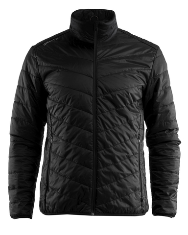 Craft Primaloft Light мужская утепленная куртка черная