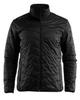Craft Primaloft Light мужская утепленная куртка черная - 1