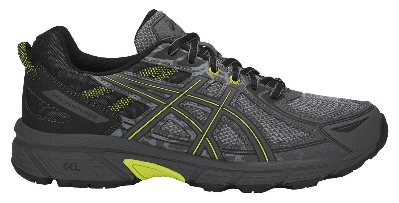 Мужские кроссовки-внедорожники для бега Asics Gel Venture 6 T7G1N-1197 | Интернет-магазин Five-sport