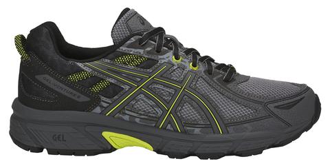 Asics Gel Venture 6 кроссовки-внедорожники для бега мужские серые