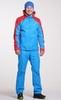 Nordski National ветрозащитный костюм мужской blue - 1