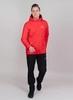 Nordski Urban утепленный костюм мужской красный - 1