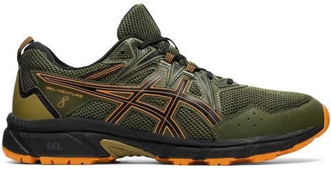 Asics Gel Venture 8 кроссовки-внедорожники для бега мужские хаки