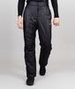 Nordski Premium прогулочные лыжные брюки мужские black - 3