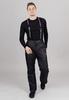 Nordski Premium прогулочные лыжные брюки мужские black - 2