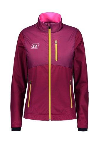 Noname Hybrid лыжная куртка женская purple