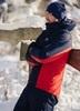 Теплый лыжный костюм мужской Nordski Base темно-синий-красный - 3