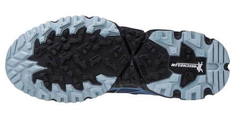 Mizuno Wave Daichi 5 GoreTex беговые кроссовки женские черные-синие