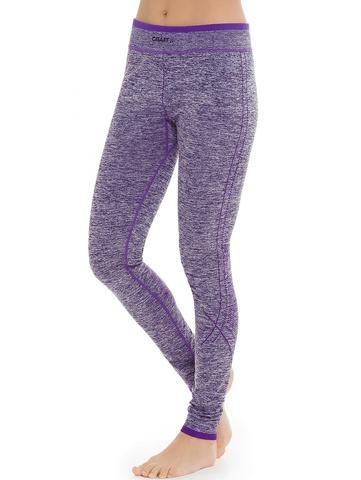 Термобелье кальсоны женские Craft Comfort (purple)