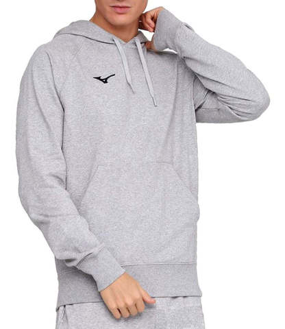 Mizuno Terry Athletic спортивный костюм мужской grey-black