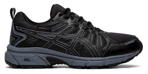 Asics Gel Venture 7 Gs кроссовки для бега подростковые черные