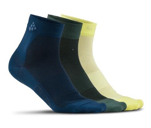 Craft Greatness Mid комплект спортивных носков mix