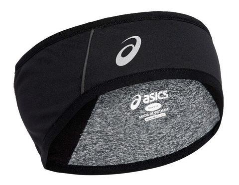 Asics Thermal Ear Cover повязка черная
