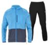 Asics Packable Silver Woven костюм для бега мужской синий - 1