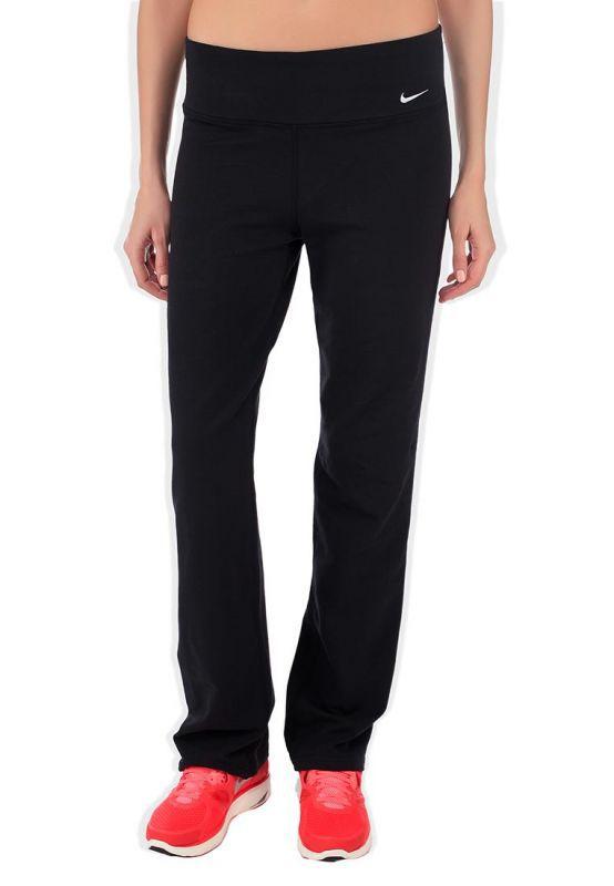 Брюки спортивные Nike Legend 2.0 Slim DF FT Pant (W) чёрные - 4