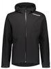 Noname Camp jacket 19 UX куртка беговая мужская black - 1