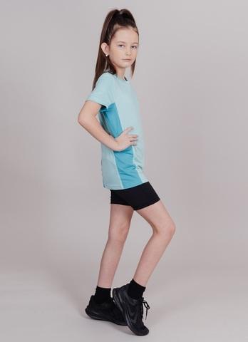 Nordski Jr Sport футболка детская aquamarine