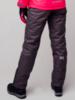 Nordski Premium женские утепленные лыжные брюки серые - 2
