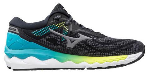 Mizuno Wave Sky 4 кроссовки для бега женские черные