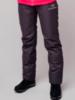 Nordski Premium женские утепленные лыжные брюки серые - 1