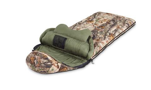 Tengu Mark 26SB realtree спальный мешок кемпинговый