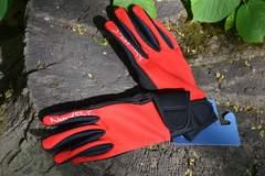 Nordski Racing WS Jr детские лыжные перчатки красные