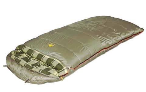 Alexika Tundra Plus XL спальный мешок кемпинговый