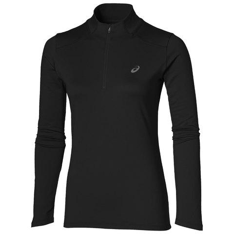 ASICS ESS WINTER 1/2 ZIP женская рубашка для бега