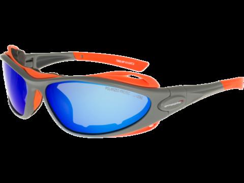 Goggle Aura+ спортивные солнцезащитные очки orange-gray