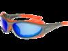 Goggle Aura+ спортивные солнцезащитные очки orange-gray - 1
