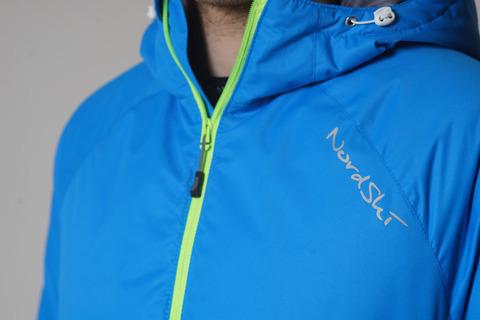 Nordski Motion мужская прогулочная куртка синий
