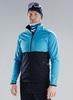 Nordski Premium лыжная куртка мужская light blue - 1