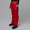 Nordski Light утепленные ветрозащитные брюки женские красные - 4