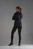 Nordski Run куртка для бега женская Black/Orange - 3