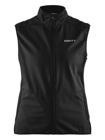 Craft Warm XC женский лыжный жилет черный