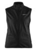 Craft Warm XC женский лыжный жилет черный - 1