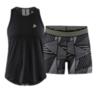 Craft Lux Fitness женский комплект для тренировок черный - 1
