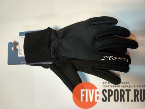 Nordski Warm WS лыжные перчатки черные