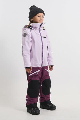 Комбинезон утепленный детский Cool Zone BOOST лаванда-бордо