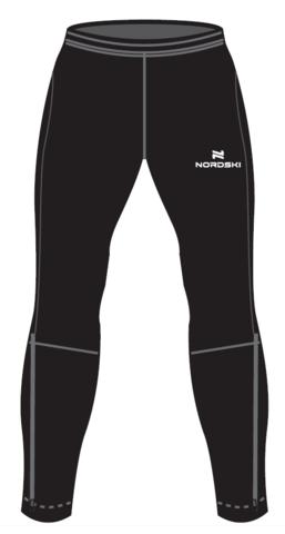 Nordski Elite разминочные лыжные брюки женские