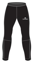 Nordski Elite 2020 разминочные лыжные брюки женские