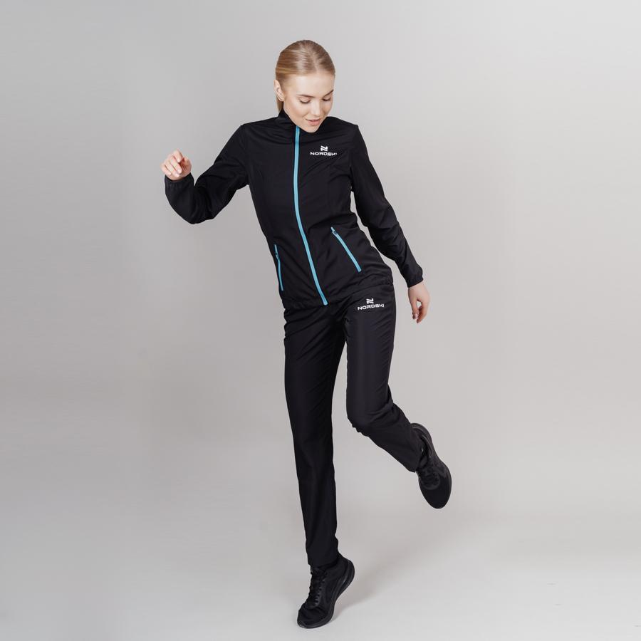 Nordski Motion брюки женские Black - 7